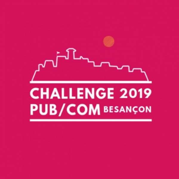 Challenge de la Pub/Com 2019